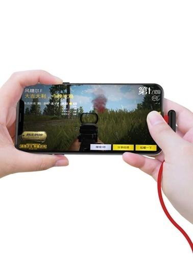 Lopard Xipin LX19 Micro USB Şarj Kablosu Oyuncu Kablo L Şeklinde Renkli